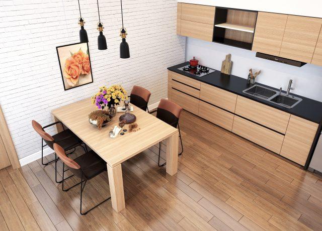 自然素材の家に床暖房は使えない?その理由とは?
