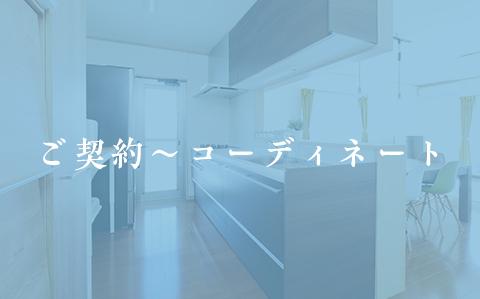 ご契約〜コーディネート